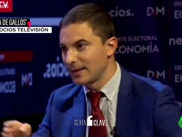 """El socialista Juan Lobato desmonta en un minuto la bajada de IRPF """"para todos"""" que Vox """"ha pactado con el PP"""""""