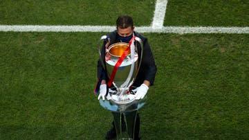 El trofeo de la Champions