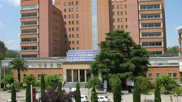 El Hospital Trueta de Girona, en el que falleció la pequeña