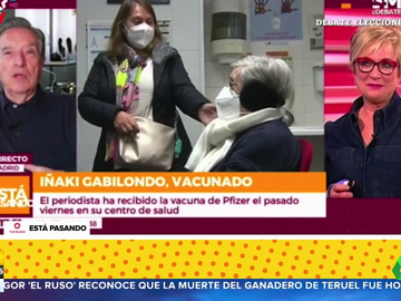 Iñaki Gabilondo desmonta las teorías conspiranoicas sobre vacunas en menos de un minuto