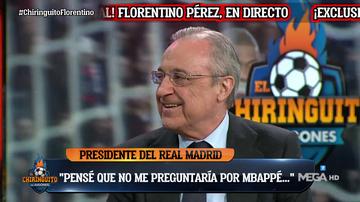 Florentino Pérez