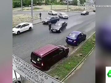 Sustos de tráfico