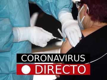 Vacuna COVID-19 en España | Noticias de coronavirus, nuevas medidas y restricciones, en directo