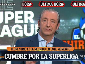 """Pedrerol: """"Cae la Superliga y ganan Catar, Emiratos y el multimillonario Abramovich"""""""