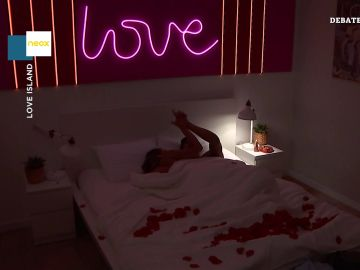 El análisis de Lorena Castell de Celia y Miguel, la pareja más hot de Love Island: