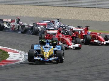 Gran Premio de Europa, 2006