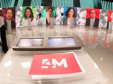 ¿Cuánto dura el debate electoral de Madrid?