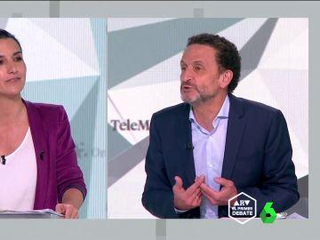 """Bal estalla contra Monasterio tras acusar a Cs de provocar las elecciones en Madrid: """"No me vuelva a llamar traidor"""""""