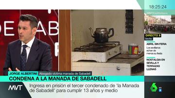 """El abogado de la víctima de Sabadell: """"No fue víctima de una manada, los animales no violan"""""""