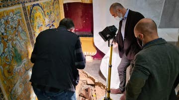 Encuentran un sarcófago con una niña en su interior en la Capilla del Real Alcázar de Sevilla