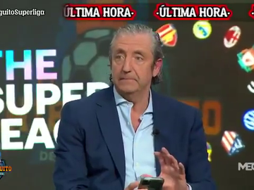 """Pedrerol: """"La Superliga demandará a los clubes ingleses por abandonar"""""""