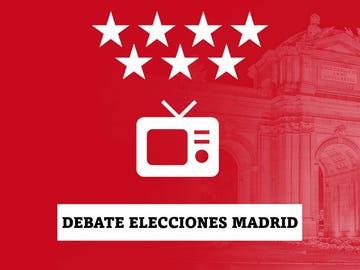 Debate elecciones Madrid