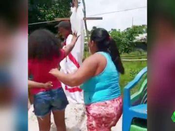 Rescatan a tres menores en Brasil a punto de ser sacrificados como ofrendas en un ritual