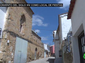 Convento de Santa Clara de Alcocer, en Guadalajara