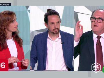 Gabilondo Podemos Más Madrid