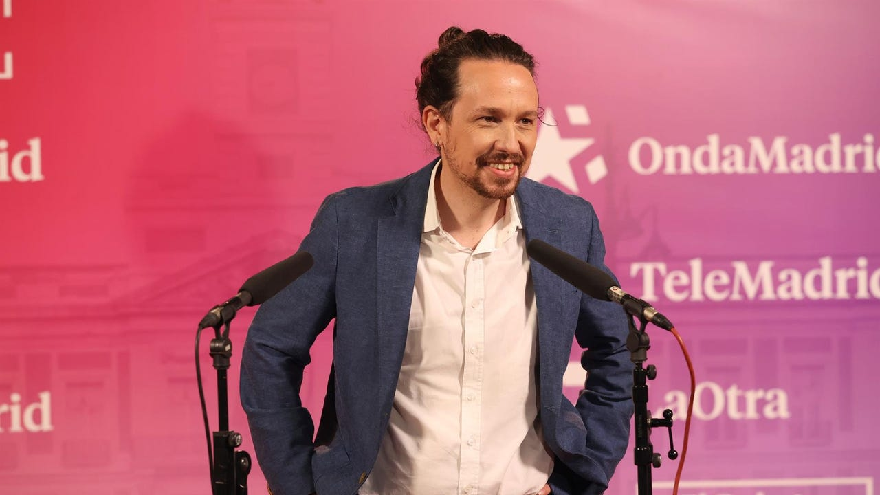 """Iglesias responde a Gabilondo tras """"rectificar"""" su veto a pactar: """"Estamos  más cerca de un gobierno de coalición de izquierdas"""""""