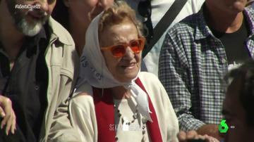 Adiós a Porota: fallece Mereces Colás, icono de la lucha antifascista en España y Argentina