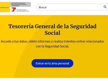 Así es Import@ss, el nuevo portal de la Tesorería General de la Seguridad Social