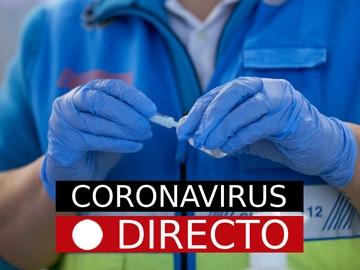 COVID-19 | Vacuna de coronavirus en España y Madrid, nuevas restricciones y medidas, en directo