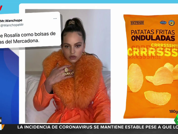 ROSALIA PATATAS FRITAS