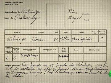 La verdadera vida de la hija falsa del rey: se casó con su tío abuelo de 80 años, excombatiente del bando nacional