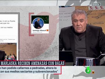 Ferreras responde a Abascal