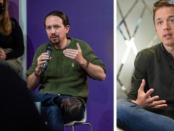 """laSexta Noticias 14:00 (23-04-21) Errejón e Iglesias anuncian que no irán a más debates: """"No se puede blanquear a la ultraderecha"""""""