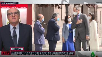 Ángel Gabilondo, en ARV