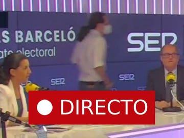 Elecciones Madrid: Iglesias y Errejón no irán a más debates tras el enfrentamiento con Monasterio en la cadena SER, en directo