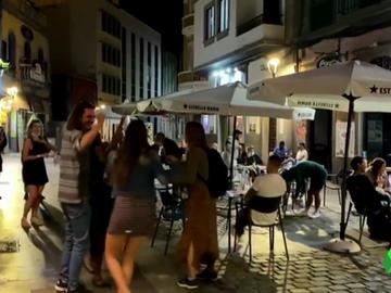 Canarias bailando