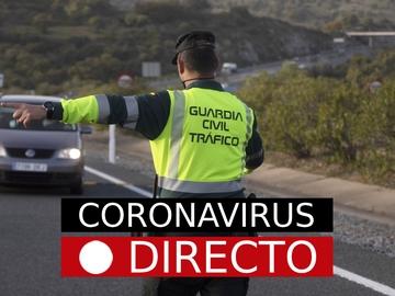 Nuevas zonas básicas de salud confinadas en Madrid, restricciones y vacuna COVID-19 en España, en directo