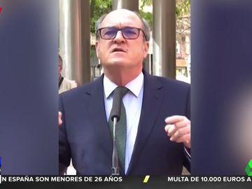 "El discurso más viral de Gabilondo: ""Queremos progresismo, posición progresista, centrados pero no de centro"""