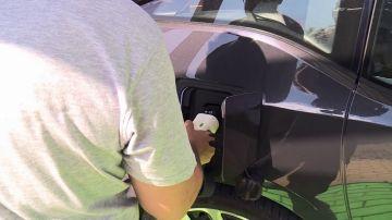 Recarga de coche eléctrico