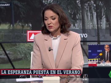 La ministra de Turismo, Reyes Maroto, en Al Rojo Vivo