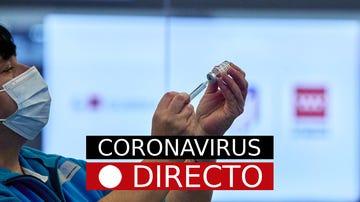COVID-19 | Nuevas zonas básicas de salud confinadas en Madrid, restricciones y campaña de vacunación en España, en directo