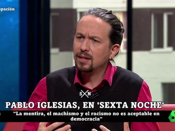 ¿Se plantea UP iniciar los trámites para ilegalizar a Vox? Pablo Iglesias responde en laSexta Noche