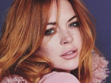 Imagen de archivo de Lindsay Lohan