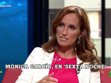"""Mónica García denuncia que Monasterio """"traspasó una línea roja"""" y cree que """"Ayuso es rehén de las propuestas de Vox"""""""
