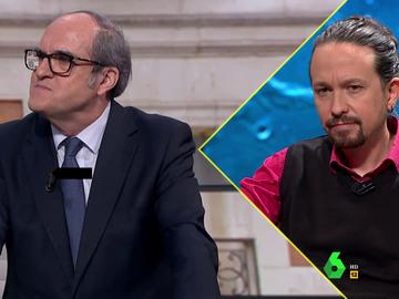 """Pablo Iglesias, ante el cambio de opinión de Ángel Gabilondo sobre pactar con Podemos: """"Se dan cuenta de que se equivocaban"""""""