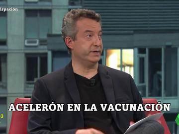 """La dura crítica del doctor Carballo sobre la vacunación: """"No hay criterio científico en las decisiones que se toman"""""""