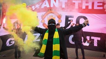 Fans del Manchester United
