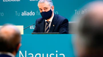 La Fiscalía impide a Urkullu prolongar la restricción perimetral más allá del nueve de mayo