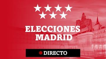 Elecciones Madrid 2021: Mapa de los resultados y última hora de Díaz Ayuso y Pablo Iglesias