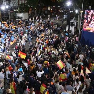 El PP gana las elecciones madrileñas, Ciudadanos desaparece de la Asamblea y Pablo Iglesias se despide de la política
