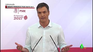 """El vídeo de 2017 en el que Susana Díaz y Pedro Sánchez """"se dan hasta en el carnet de identidad"""""""