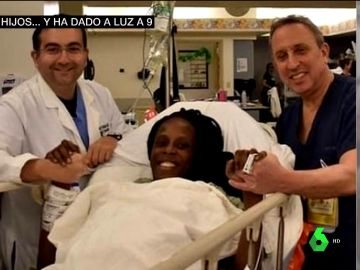 Una mujer que esperaba septillizos da luz a nueve bebés en Marruecos