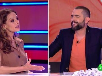 La respuesta de Eva González sobre cada cuánto se corta las uñas de los pies que sorprende a Dani Mateo