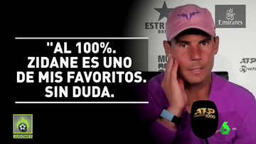 Nadal Zidane