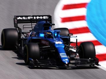laSexta Deportes (07-05-21) Alonso y Ocon sueñan en grande: los tiempos que confirman que Alpine ha llegado para quedarse