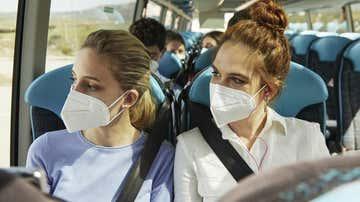 Viajar en pandemia: ¿cómo se renueva el aire en un autobús?